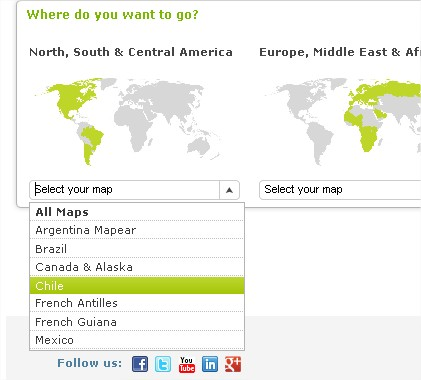 Advice On USA Map On Tom Tom TomTom Forums - Us maps for tomtom