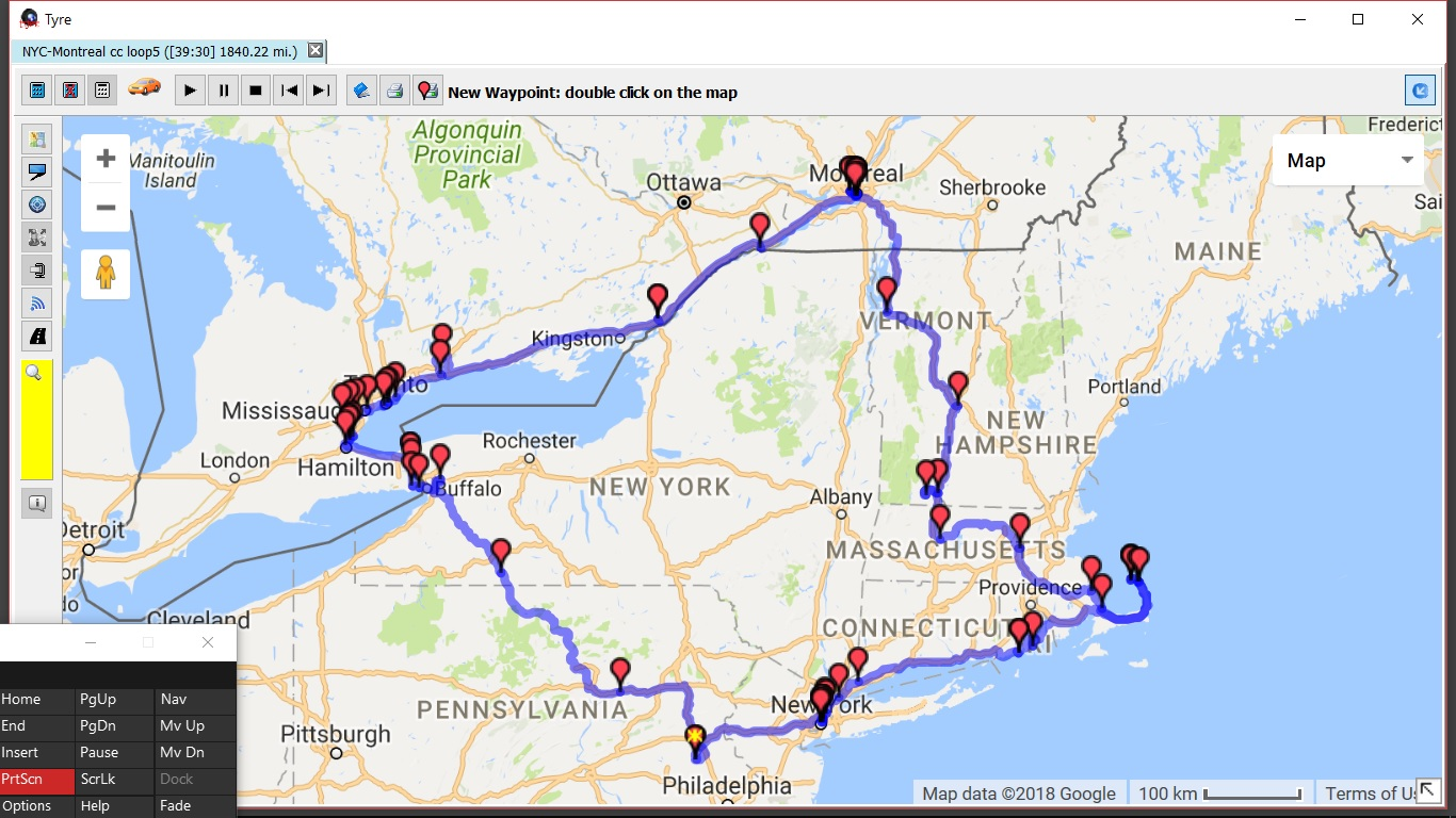 NYC to Montreal CCwise loop Index map.jpg