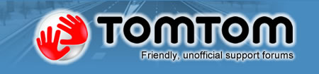 TomTom Forums
